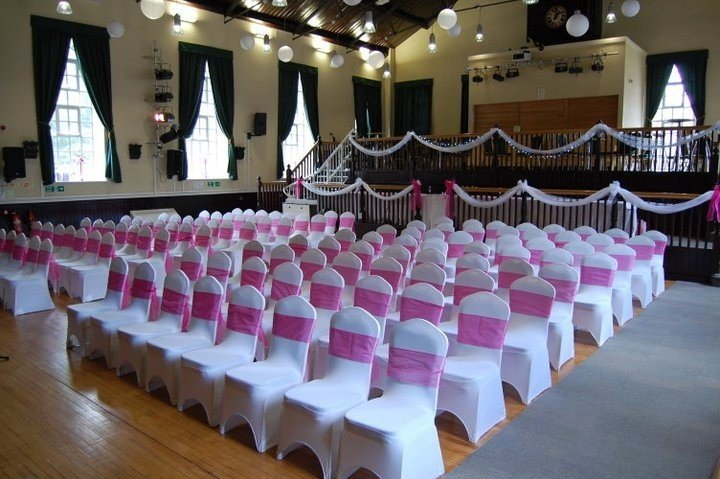 Ceremony Ithel Suite  (Pink)