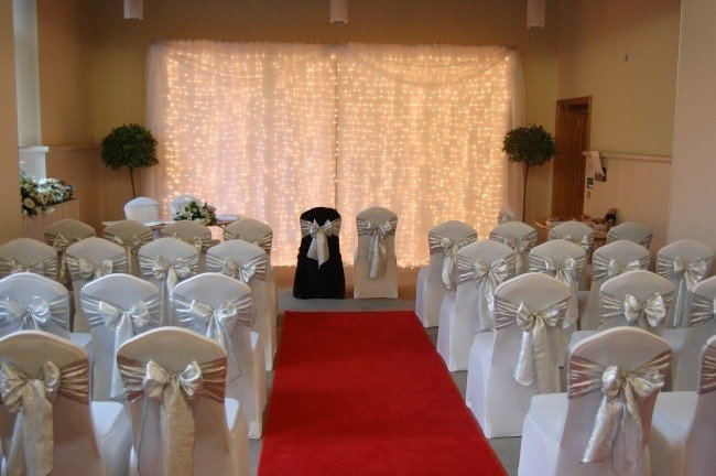 Ceremony Room (light curtain)