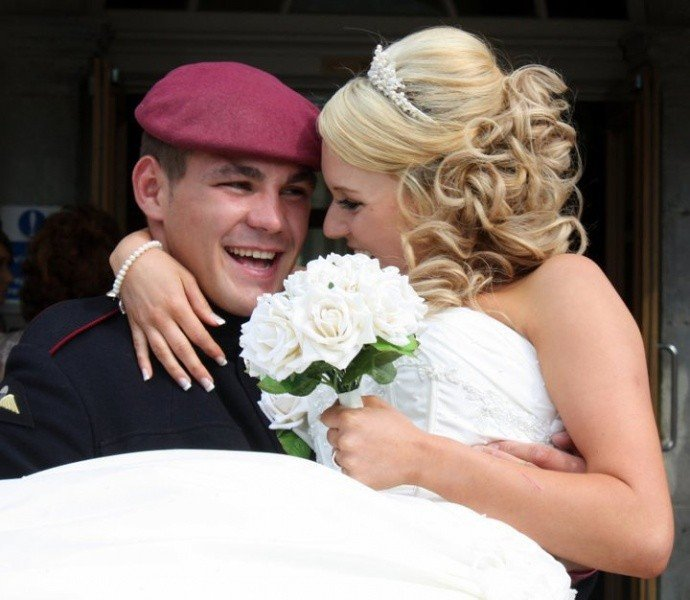 Mr & Mrs Jack Marshman