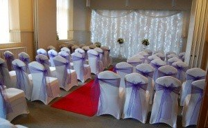 Our Ceremony Rooms